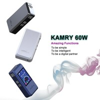 cheap wireless accessories vaporizer manufacturers kamry 60 watt electronic cigarette, magnet cover 7w~60w kamry60 vaporizer