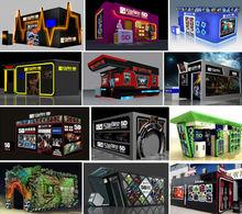 Hot Sale 3d 4d 5d 6d 7d Simulator Motion Truck Mobile 5d Theater 5d Cinema