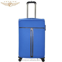Decent trolley luggage travel bag with wheels
