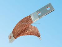 European quality flat braided shunt