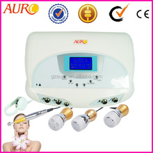 AURO No Needle / needle free Mesotherapy electroption BIO cooling eye pen face beauty machine / equipment