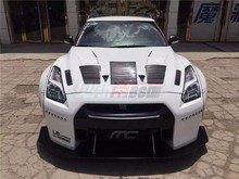 Body kit For GTR R35 Convert To LB style Auto Parts