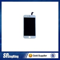 alibaba china new model for iphone 6 plus lcd hot selling, lcd for iphone parts pass tested, lcd screen flex cable for iphone