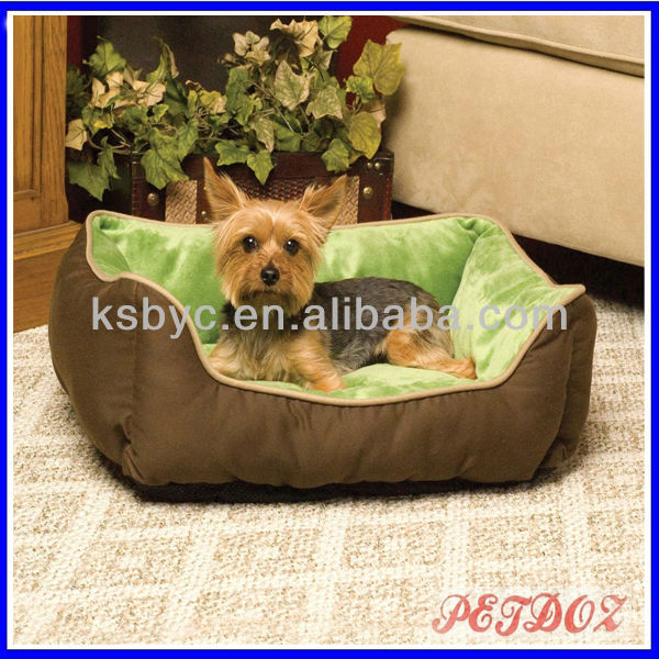 Lounge sleeper indoor dog house bed