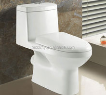 bathroom siphonic toilet one piece toilet wc toilet