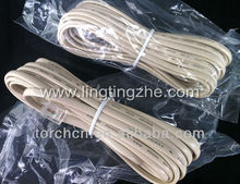 7ft to 25ft rj11 plug telephone cable 6P4C 4 wire rj11 telephone cable stretching connect cable