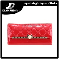 stock Hot sale fram pu coin purse phone bag with chain for ladies