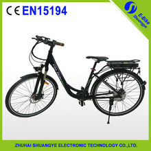 2015 Popular 28 inch lithium baterry chinese electric bike