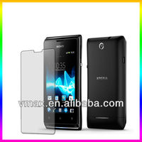 3X mobile phone screen protectors for Sony Xperia E