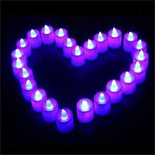 Belgium Best quality MINI LED tea Lights for crafts with Extension Cable