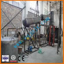 China JNC Industry Vacuum Used Hydraulic Oil Treatment Plant