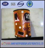 Neoprene drink beer can holder