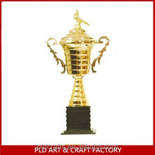 award resin trophy cup for basketball from manufacturer