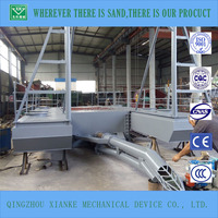 prices of river sand suction dredging equipment/vessel sale