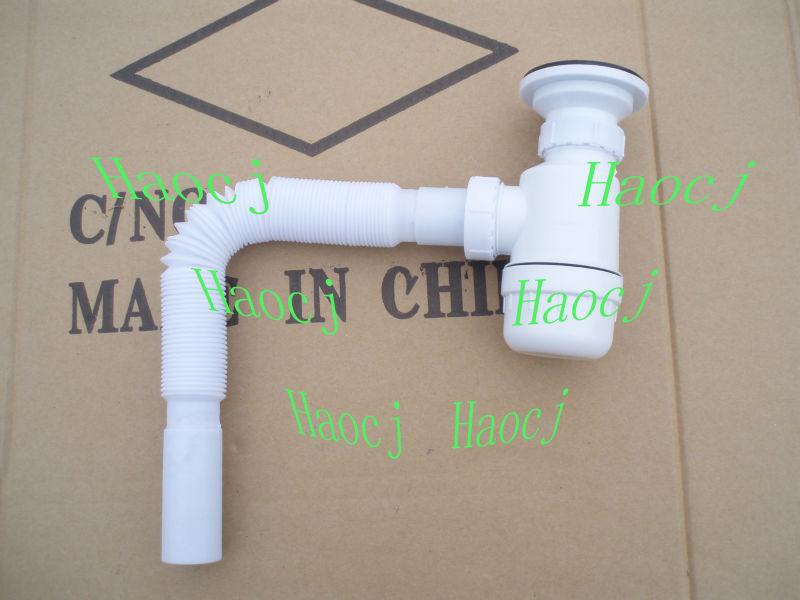 lavabo scarico macchine per la puliziabagno di scarico flessibile tubo di plastica per lavello