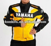 Mens Nylon Oxford Motorcycle Racing Jacket Design