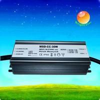 700mA 900mA 1050mA 1200mA 1500mA 1800mA 30W Constant Current Waterproof LED Driver