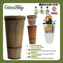 Decorative Garden Hydroponics/ 20 years lifetime/UV protective/lightweight/ waterproof