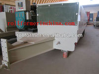 CS-914-700 arch roof forming machine/standing seam panel roll forming machine/galvanized roofing sheet roll forming machine