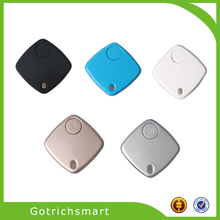 2015 Promotional Anti Lost Alarm Device with Amic Bluetooth Chip Embedded Key Finder with Selfie Button Function