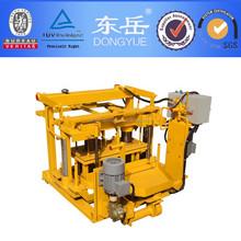 QT40-3A Small manual block making machine hs code