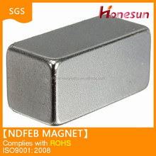 cheap neodymium magnet with high quality in block shape