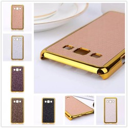 Ball Pattern Frame Back Cover Hard Protect Case For samsung galaxy a3