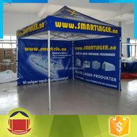 Retail Advertised Folding Printed Gazebo Tent