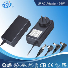 TOP QUOLITY AC Adapter/Led driver Japan version with UL/CUL/FCC/CEC approval