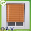 25mm manual de control de persianas de aluminio/de aluminio persiana de la ventana