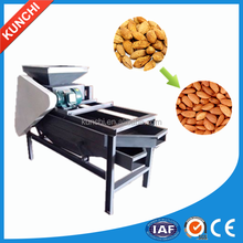 High efficiency nut shell opening machine / nut sheller / almond/hazelnut shelling machine