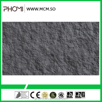 Flexible clay Modern house design interior and exterior decorative artificial granite