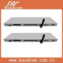 GEPON ONU 4 port 10/100M+3 port FXO(FXS)+1 port CATV+1 wireless routing interfaces