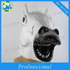 Halloween / Christmas Costume Theater Prop High quality Novelty Latex Rubber Horse Head Mask