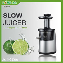 2014 hot sale new arrival as seen on TV korea hurom 700 AC motor slow juicer