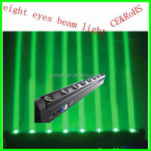 Onsite Checked Manufacturer Led 8 Head Beam Night Club/led moving head disco lighting/bar light led stage lighting 10w