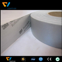 high visible 3m 8910 reflective tape for safety