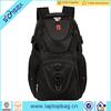 black cool fashion waterproof backpack 14 inch laptop bag