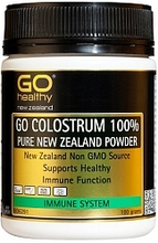GO Healthy GO Colostrum 100% Pure New Zealand Powder 250g