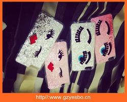 for iphone 6 plus TPU eye case
