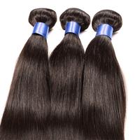 """Free Shipping 18"""" 3pcs a lot Aliexpress Top Quality 7A Brazilian Virgin Remy hair, Cheap Price Brazilian hair"""
