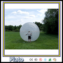 2015 Exciting sport games inflatable bumper zorb ball