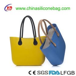 waterproof 840D oxford beach tote bag, promotional beach bag, zipper waterproof beach tote bag with long handle