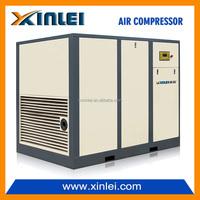 Xinlei Direct drive industrial vsd screw air compressor 150HP 110KW XLPM150A-J13