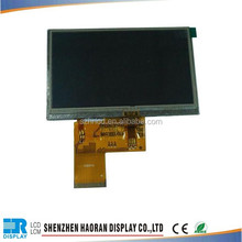 """4.3"""" TFT Color LCD Display Module with RGB Interface and CTP For Meter LCD"""