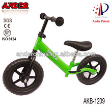 2015 Kid balance bike/Kid running bike Approved CE, EN71 SGS, ISO8124, CPSIA, ASTM F963-11