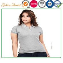 2015 fashion sport women t shirts and polo shirts hot sale