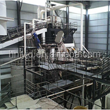 secondary lead used lead acid battery crushing and seperation recycling plant machine