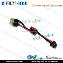 Laptop Charge Port Cable And DC Power Connector For Acer Aspire One Happy PAV70 (PJ254)