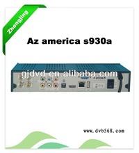 az america s930A Nagra 3 Twin Tuner support wifi South America with SKS hispasat atlantic Bird